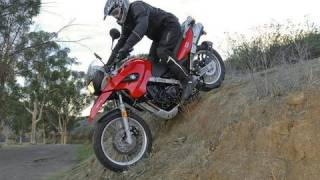 2009 BMW G650GS Dual Sport Motorcycle Review