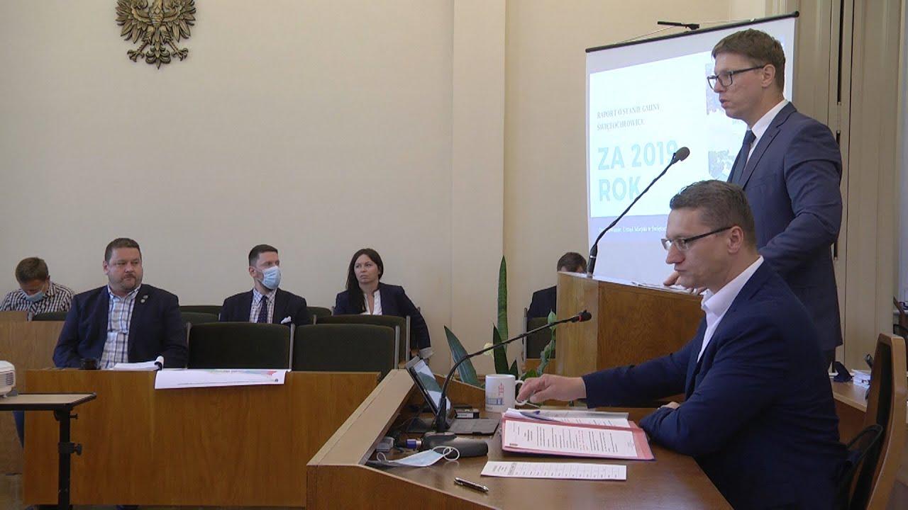 XXVIII sesja Rady Miejskiej, część II