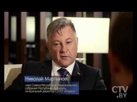 Гендиректор компании Marko Николай Мартынов в программе «Простые вопросы» с Егором Хрусталевым