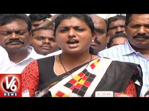 War Of Words Between TDP & YCP Over Dachepalli Minor Girl Issue | AP | V6 News