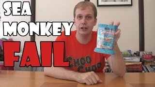 Sea Monkey FAIL