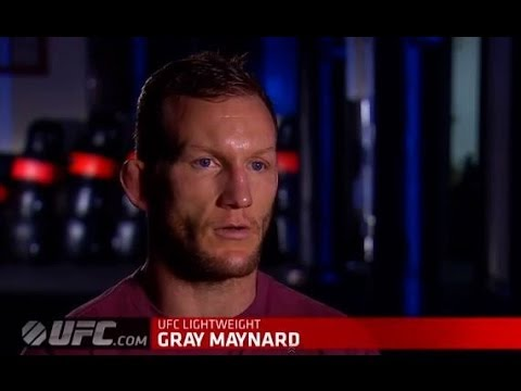 Gray Maynard Pre Fight Interview TUF 18 Finals
