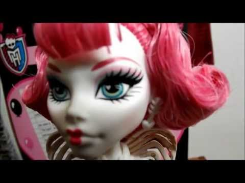 Monster High C.A. Cupid Review