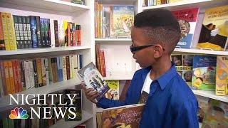 'Books N Bros' Is A New Kind Of Book Club | NBC Nightly News