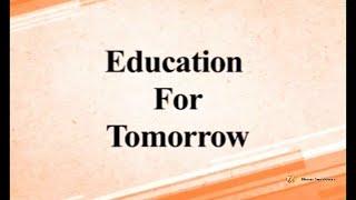 Education for Tomorrow : Swami Ramdev | 27 Dec 2014 (Part 1)