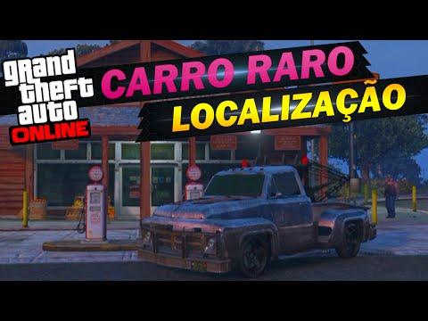 GTA V - LOCALIZAÇÃO DE CARRO RARO - GUINCHO PEQUENO - PC / PS3 / PS4 XBOXONE / XBOX360