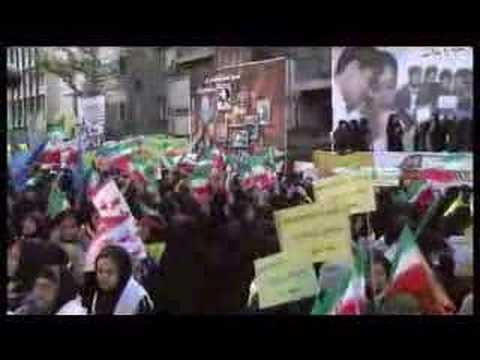 Iranians delight in 'Death to America' day -  05 Nov 07