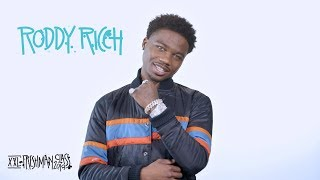 Roddy Ricch's 2019 XXL Freshman Interview