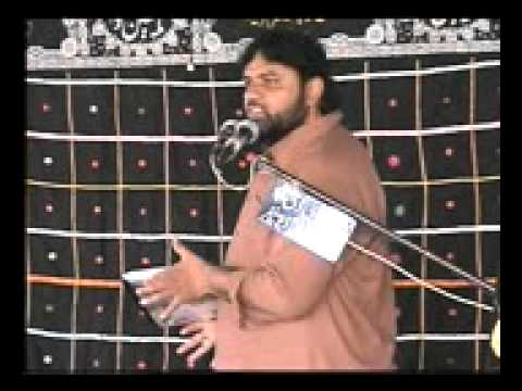 Zakir-shaukat Raza Shaukat (bibi Fatima Zahra S.a) Jhang video