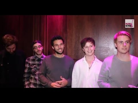 Nothing But Thieves I Interview I Music-News.com