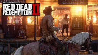 Red Dead Redemption 2 - MORE NEWS! Gameplay Info, Customization, Weapons, Locations, PC Hints & More