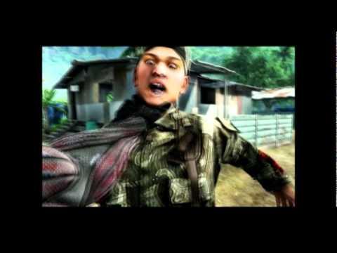 Вступительный ролик Crysis