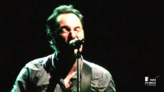 Watch Bruce Springsteen Meeting Across The River video