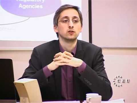 CEU's media research center hosts talk on political communications and regulation