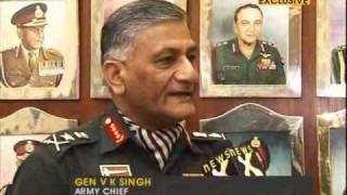Exclusive: Gen V K Singh on his future plans