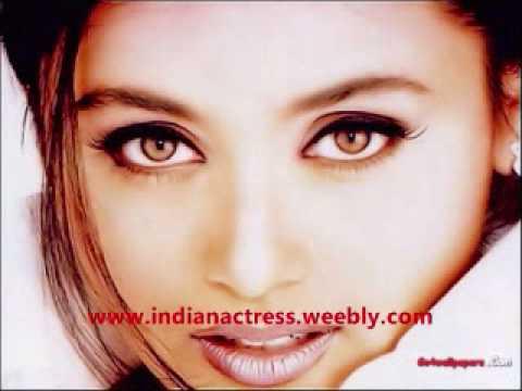 Rani Mukherjee Hot Photos video