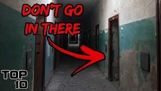Top 10 Scary Things Found In Old Hotel Rooms