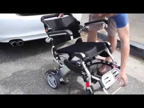 Portable Power Chair - KD