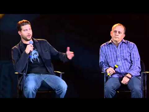BlizzCon 2011 - World Of Warcraft: Mists of Pandaria - General Q&A Panel (Full)
