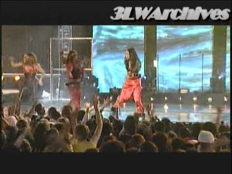 3LW-Be Like That (Live Performance)