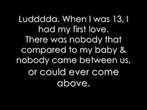 Justin Bieber - Baby Lyrics video