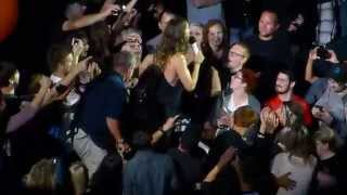 30 Seconds to Mars Video - 30 Seconds To Mars = Kings And Queens = #Winnipeg MTS Center - Linkin Park Carnivores Tour Live 2014
