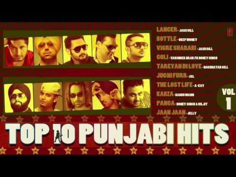Top 10 Punjabi Hit Songs | Best Songs Ever | Babbu Mann Jassi...