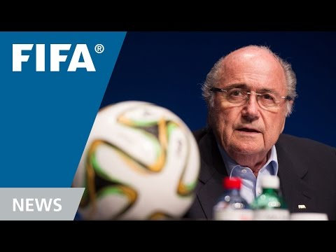 REPLAY: Post-FIFA Ex-Co Press Conference