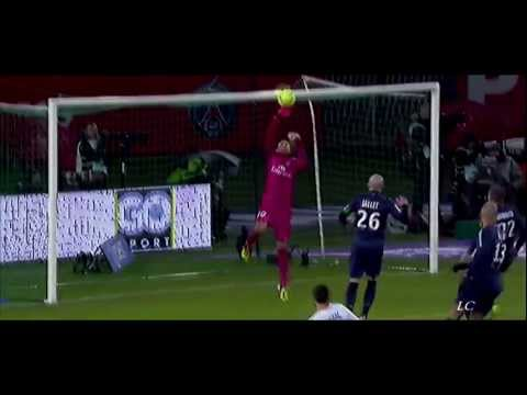 Salvatore Sirigu - PSG - 2013 [HD]