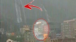 Prédios desabam em Muzema no Rio