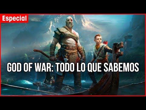 GOD OF WAR: TODO lo que SABEMOS thumbnail
