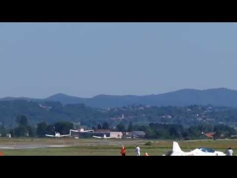 Croatian International Airshow Varazdin 2015