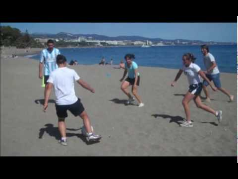 Beach Soccer in Marbella