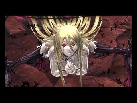 Final Boss Rachel (Ending) - GOD EATER 2 RAGE BURST