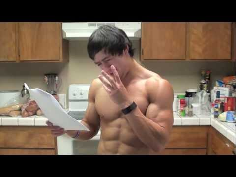 Bodybuilding Meal Preparation for a 7 Day Trip - Matt Versus 55