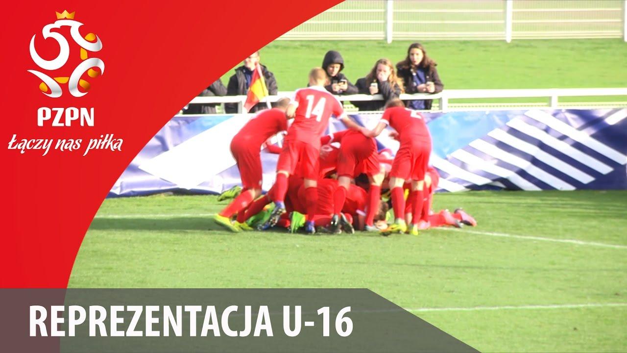 U16: Francja - Polska