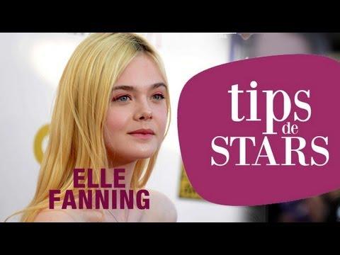 Tips de stars - Le look baby doll de Elle Fanning
