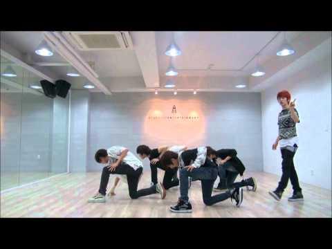 보이프렌드(BOYFRIEND) -  Boyfriend 안무영상 (choreography...