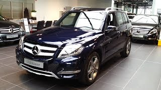 Mercedes-Benz GLK 2015 In depth review Interior Exterior