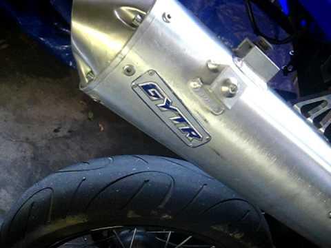 wr250x - GYTR Pipe