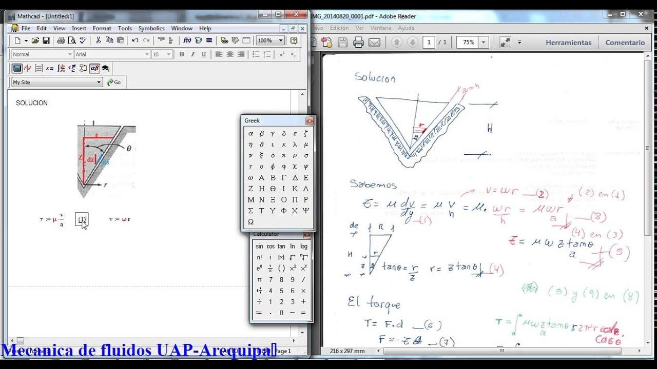 Matcad tutorial - More information