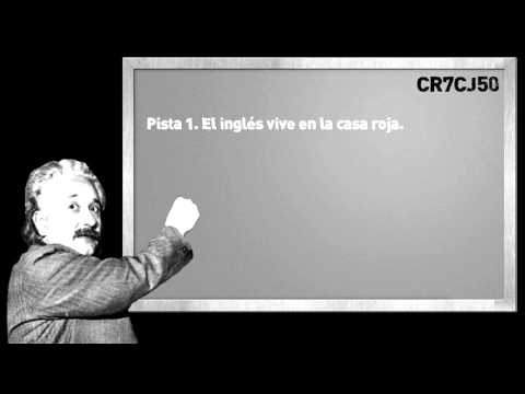 Problema de Lgica de Albert Einstein [CR7CJ50]