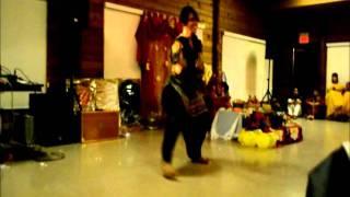 Mehendi dance by anon and ehon - part 1  (bondhu aila amar ghore + aaja nachle + twist)