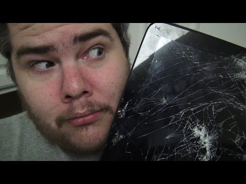 PICKLEBOY BREAKS BRIDGETTE'S TABLET!