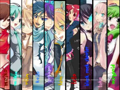 Vocaloid Romeo y Cinderella