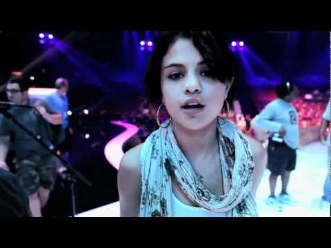 Justin Bieber y Selena Gomez  en TCA 2011