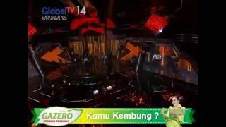 Gigi Nakal Amazing14 Globaltv