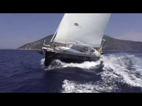 Felicità - Sun Odyssey 54 DS - traumhaftes Segeln im Mittelmeer und in der Karibik