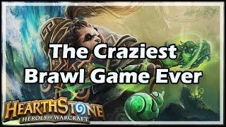 [Hearthstone] The Craziest Brawl Game Ever