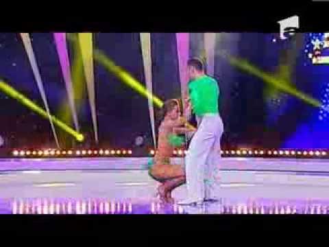 Romania Danseaza - Adrian si Tatiana - SALSA, PRESELECTII